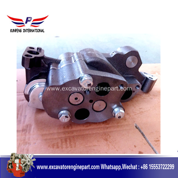 Shangchai C6121 Diesel Engine Oil Pump C15AB-4W2448